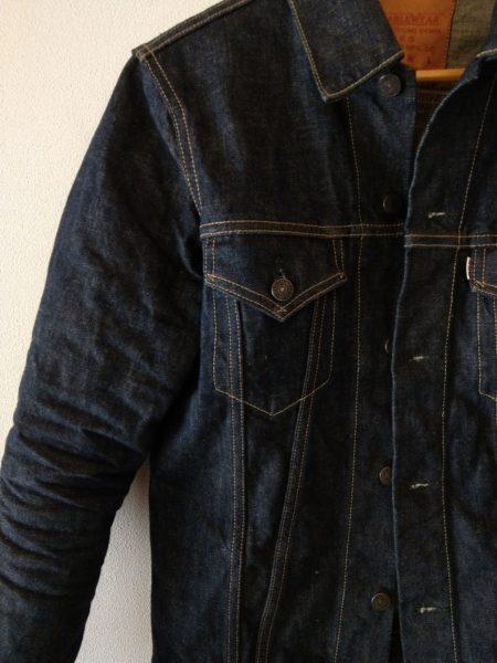 UES デニムジャケット ブログ