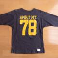 WAREHOUSEのフットボールTシャツは春にピッタリのアイテム
