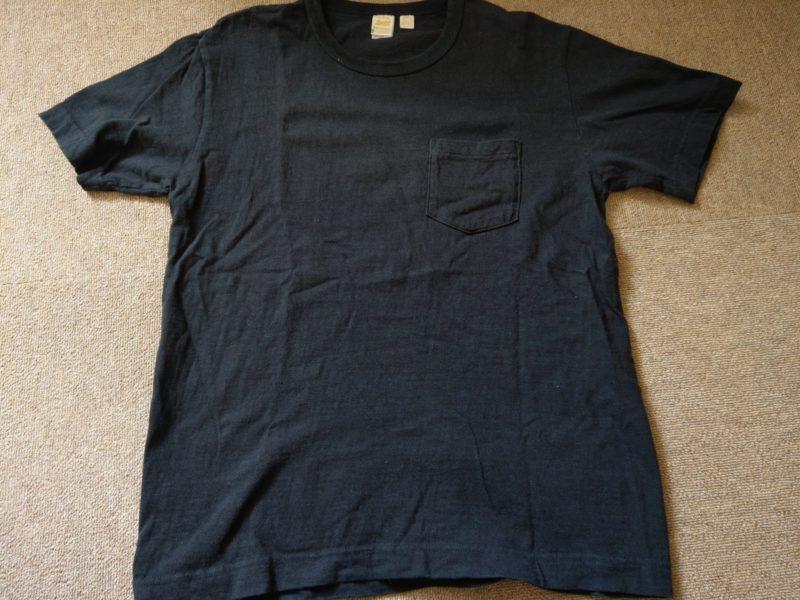 バーンズ 吊り編みTシャツ