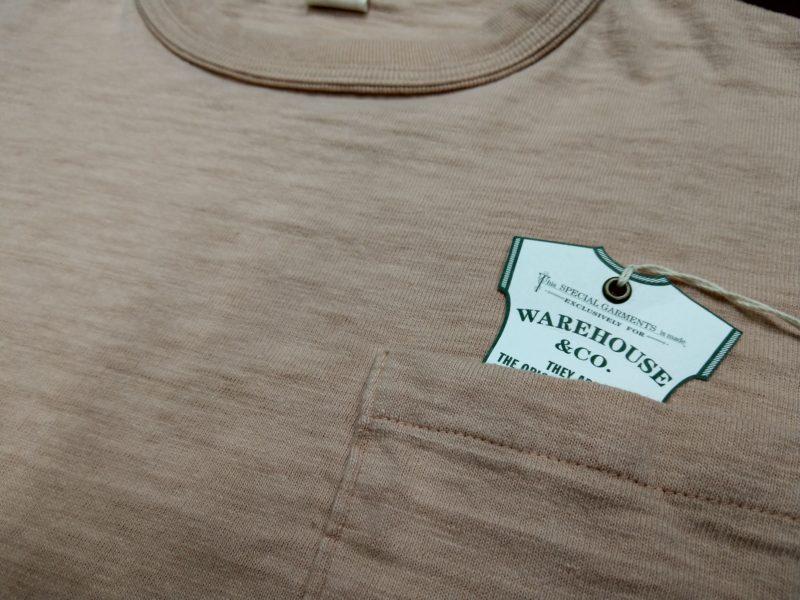 ウエアハウス 4601 Tシャツ
