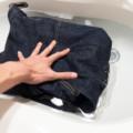 Gジャンの洗い方は?【色落ちを防ぎたいならつけ置き洗いがおすすめ】