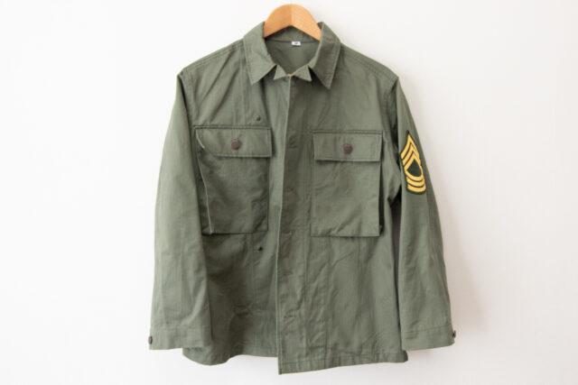 M-43 HBTジャケット