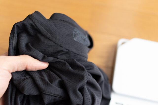【夏を快適に】ジオラインメッシュ・キャプリーン・エアリズムで最強の速乾Tシャツ