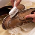 【スエードブーツの丸洗い】中古で買ったレッドウィング綺麗にしてみた